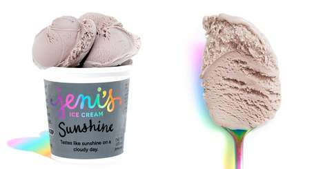 Deceptive Gray Ice Creams