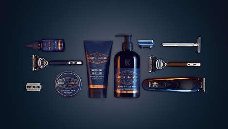 Premium Grooming Brands