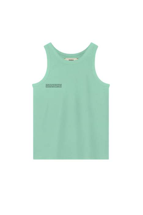Sustainable Seaweed Tanktops