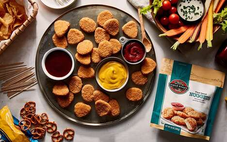 Family-Friendly Meatless Nuggets