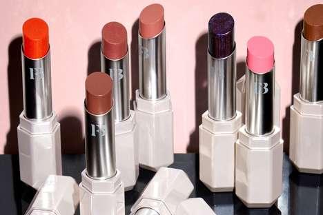 Sheer Moisturizing Lipsticks