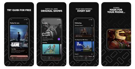 TV-Compatible Mobile Content Platforms