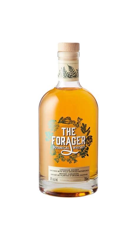 Botanical Canadian Whiskys