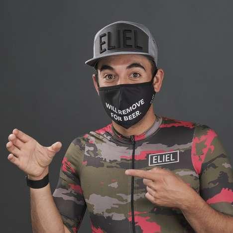 Humorous Face Masks