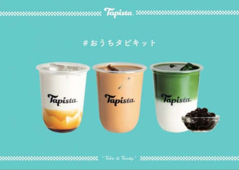 DIY Bubble Tea Kits