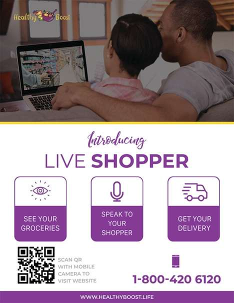 Live Shopping Services