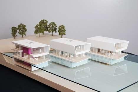 Modular Water Dwellings