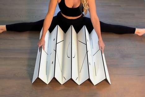Foldable Fitness Mats