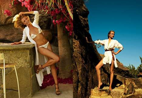 Eco Fashion Spreads