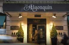 Time Capsule Hotels - The Algonquin in NYC Stays True to its History