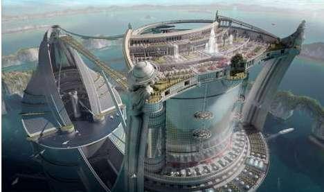 30 Futuristic Innovations