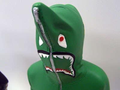 Monstrous Zip-Up Hoodies