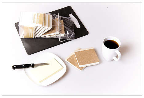 Bread Books - Sliced Bread/Notebooks Are a Twist on Your Morning Breakfast