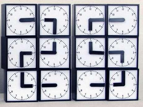 24-in-1 Clocks