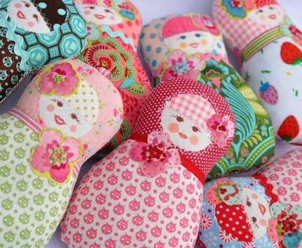 Neat Knit Norwegian Dolls
