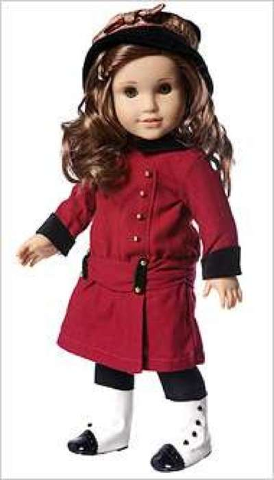 Jewish Character Dolls
