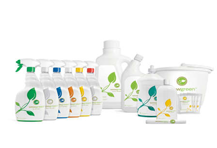 Enzyme-Based Green Cleaners
