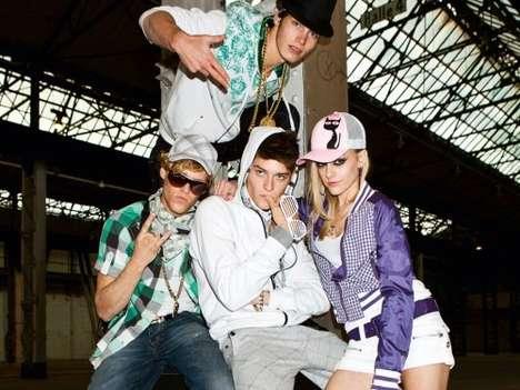 90s Hip-Hop Fashion