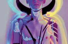 Fluorescent Fashion Editorials