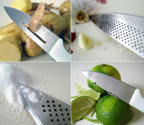 Creative Cooking Contraptions - Kitchen Supplies That Exemplify & Enable Culinary Art