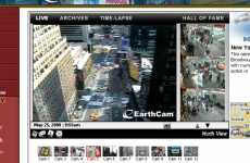 Globe-Trotting Webcams - EarthCam.com Launches Live Streaming Across the World