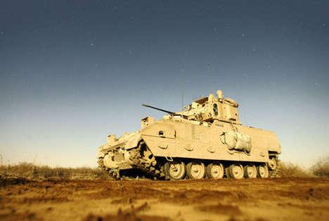 Muscular Military Machines