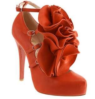 Frilly Frivolous Shoes