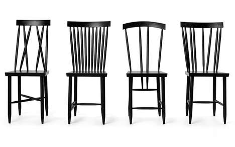 Classic Chairs Reinvented