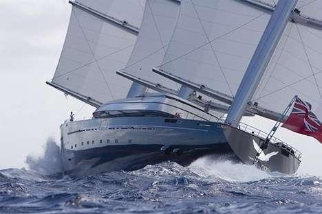 $130 Million Sailboats