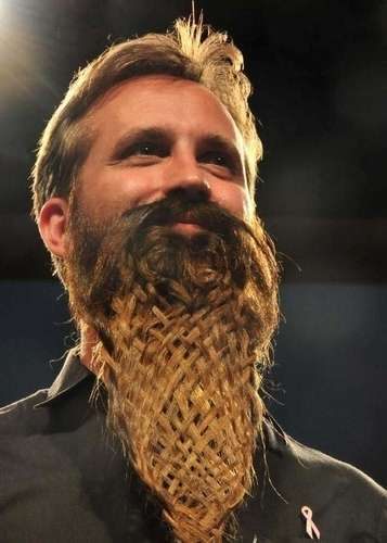 David Traver Wins 2009 World Beard Championship (UPDATE)