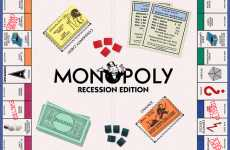 Modernizing Classic Games - Monopoly: Recession Edition Plays on Hard Times