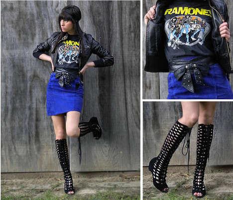 Edgy Fashion Photoblogs