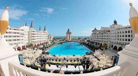 Billion Dollar Hotels
