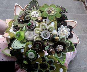 Whimsical Wedding Bouquets
