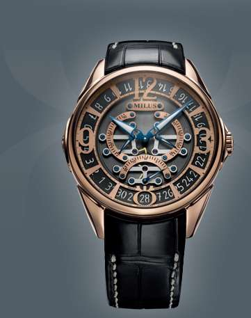 Ridiculously Ritzy Watches