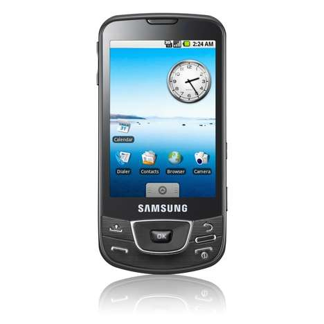 Android Camera Phones - Samsung i7500 Smartphone is Finally A Reality