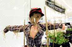 Storefront Scarecrows