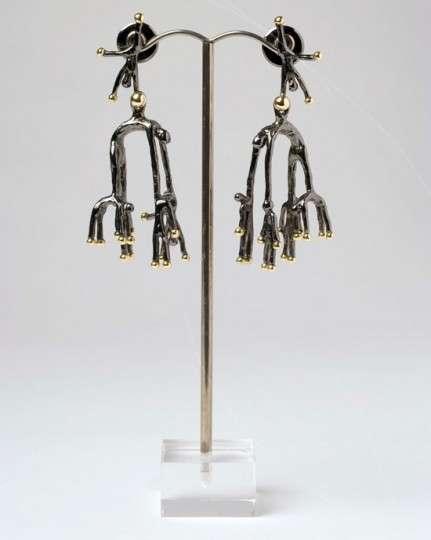 Earring Sculptures