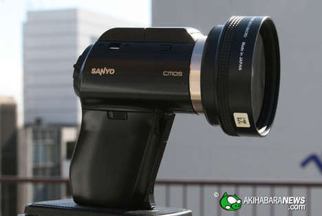 High-Def Handy Cams - Sanyo's Xacti HD2000 Is Much More Than Meets The Eye