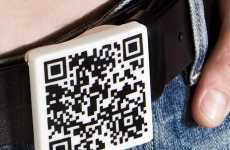 QR Code Belt Buckles - Customize Your Belt With Personal Messages or URLs