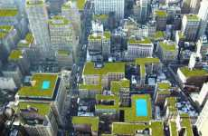 Green Roof Guarantees  - Toronto Implements Garden-Topped Building Law