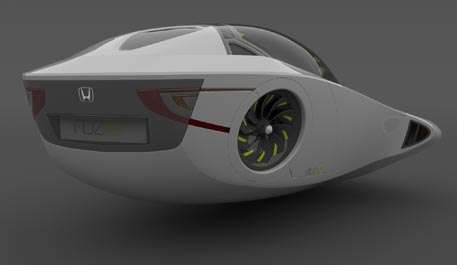 Faux Boat Concept Cars