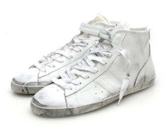 Pre-Dirtied Sneakers
