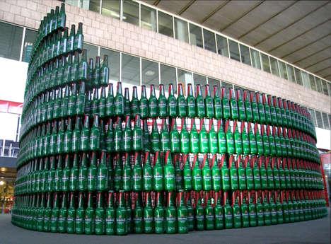 Beer Bottle Landmarks