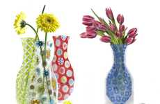 Plastic Bag Vases