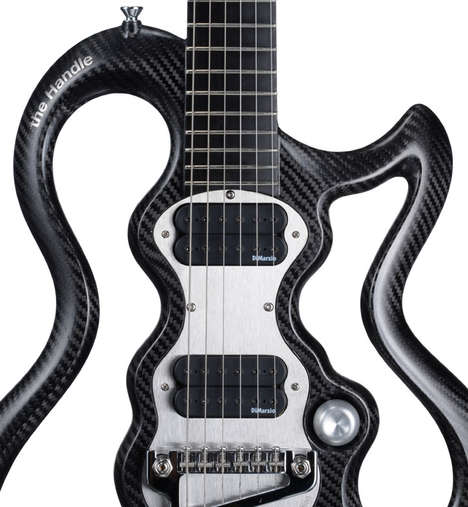 Rockin' Instrument Rentals - Guitar Affair Lets You Try it Out for Just One Night