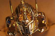 'Transformers' Jewelry - Dans-Magic Optimus Prime Ring Leads Up to the Sequel