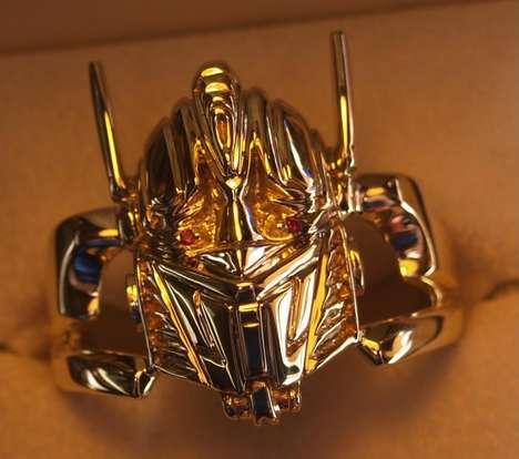 'Transformers' Jewelry