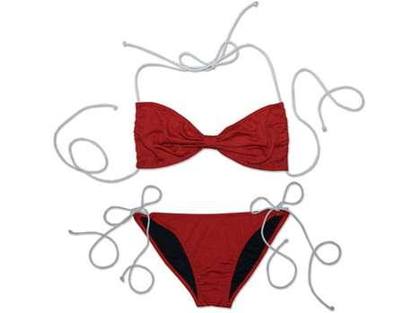 Chic Sustainable Swimwear