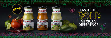 Creamy Authentic Cooking Sauces